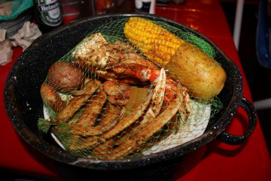 Dinner Picture Of Joe 39 S Crab Shack Garden Grove Tripadvisor