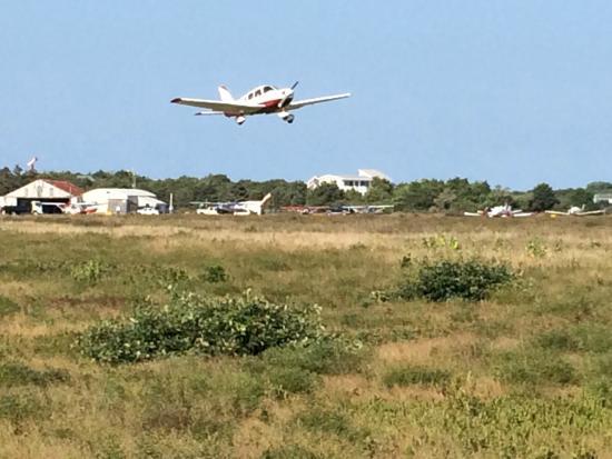 Katama Airfield : Take off!!!