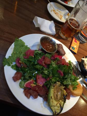 Awesome beer and food
