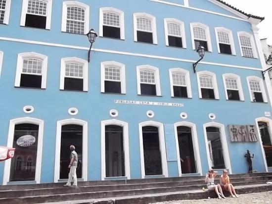 Vista da casa picture of fundacao casa de jorge amado - Amado salvador ...