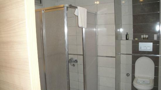 Susuzlu Seckin Hotel : Bath
