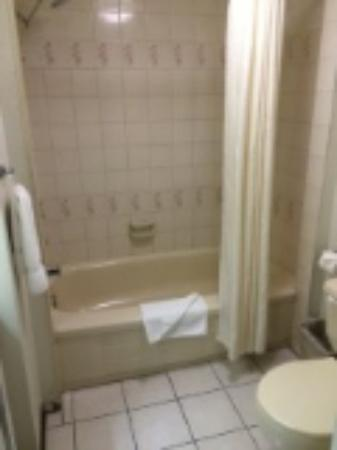 BEST WESTERN Capilano Inn & Suites: very clean bathroom