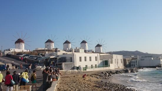Little Rochari: Famous Windmills