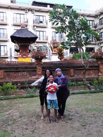 The Aroma's of Bali Hotel & Residence: Taman