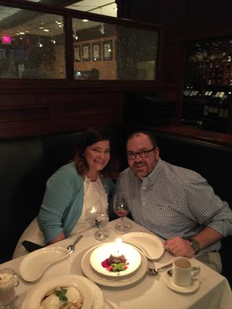 Birthday Dinner at Frankie Rowland's Steakhouse