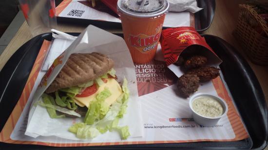 King Doner Kebaberia