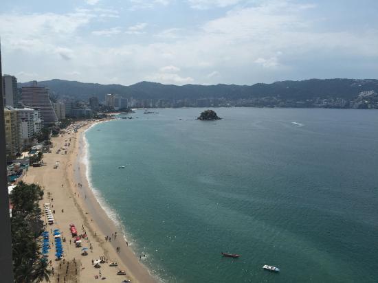 Regadera De Baño Tapada:Krystal Beach Acapulco