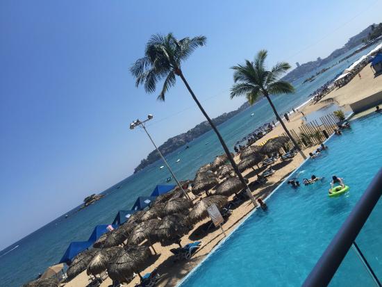 Foto De Krystal Beach Acapulco Alberca Tripadvisor Hotel