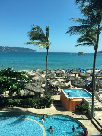 Krystal Beach Acapulco Alberca
