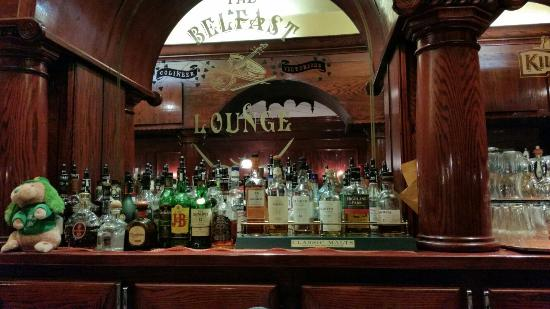 The Belfast Lounge