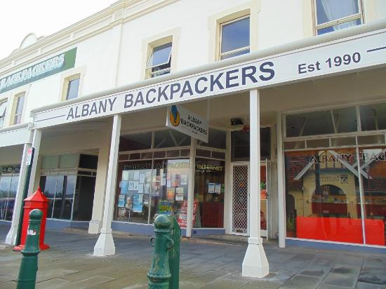 Albany Backpackers primary