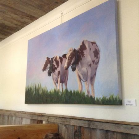 Paonia, CO: Cows