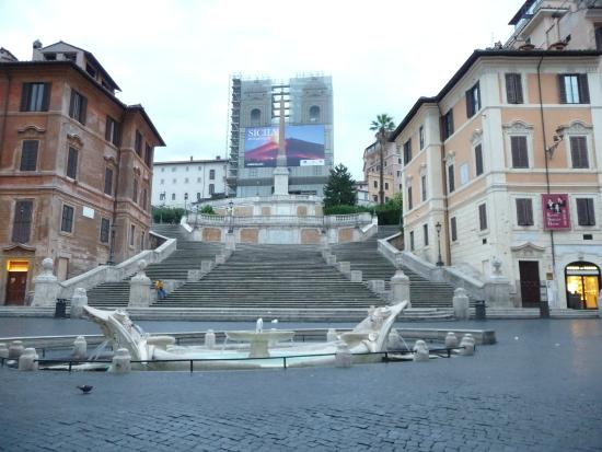 Garibaldi Suites: Spanish Steps