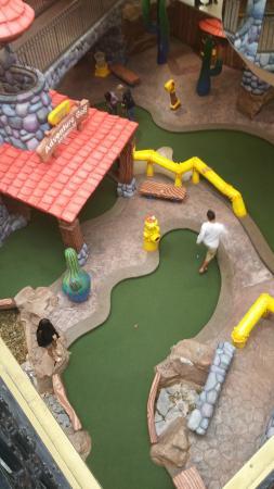 Dragons Tale Mini Golf