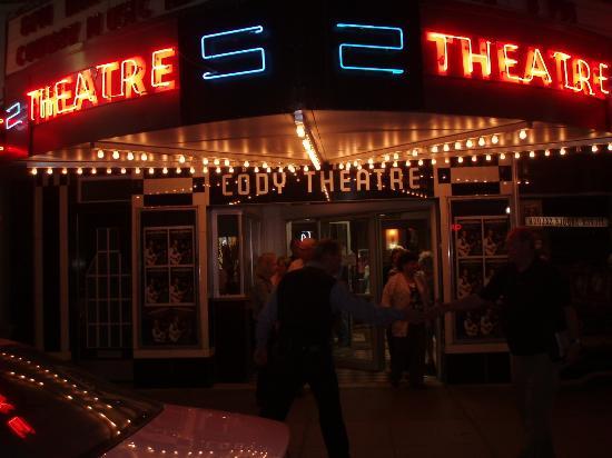 Dan Miller's Cowboy Music Revue : Cody Theatre