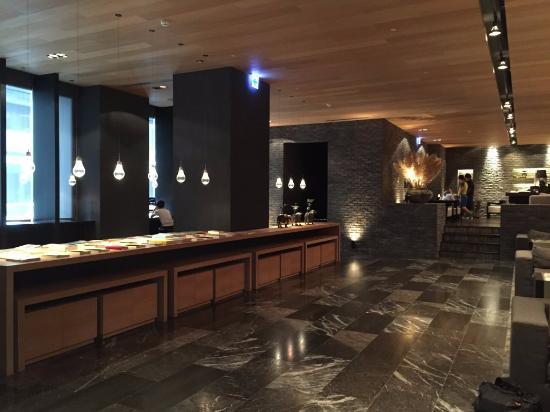 Hotel Dua: Lobby