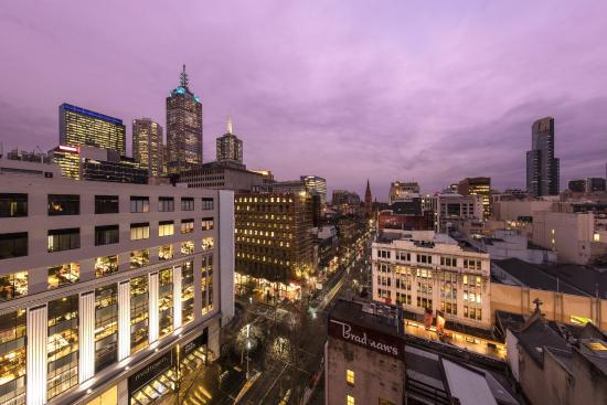 grand mercure hotel melbourne: