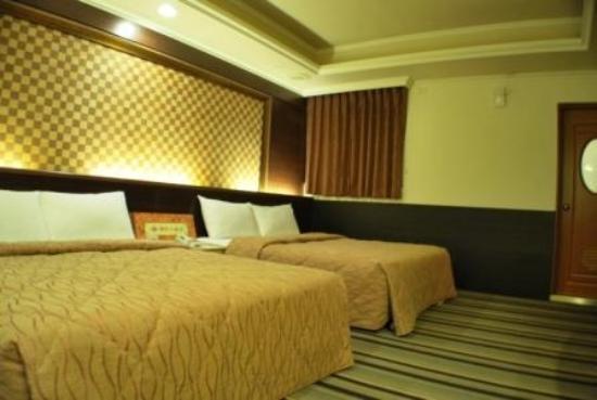 Ying Zhen Hotel Taoyuan: 經典雙床