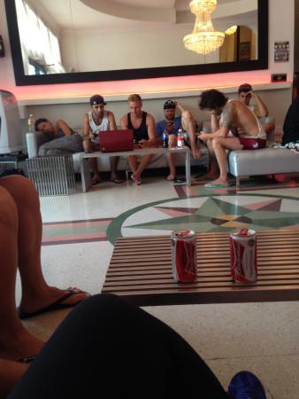 Miami Beach International Traveler's Hostel: perfeito para conhecer gente!