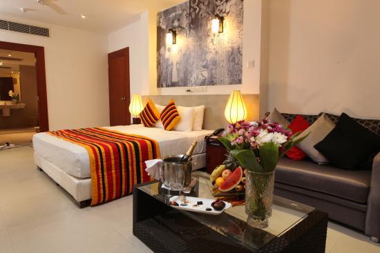 Hotel Thilanka : Room View