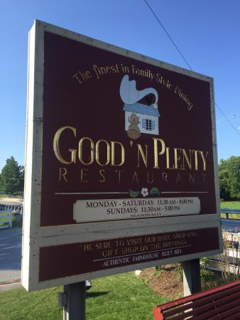 Good 'N Plenty Bakery