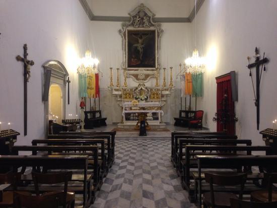 Chiesa di Santo Stefano (Oratorio dei Neri): Церковь