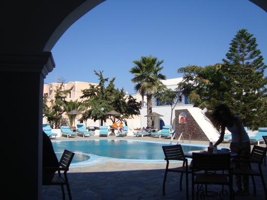 Maistros Village: piscina