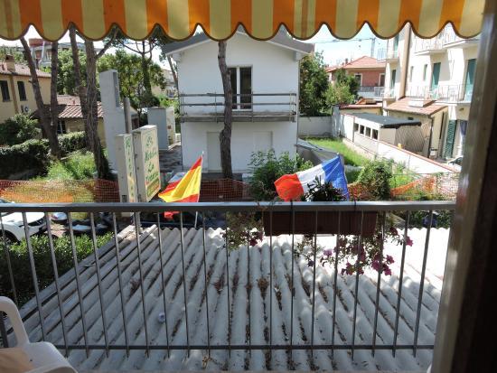 da balcone camera n 1 - Picture of Hotel La Terrazza, Lido Di ...