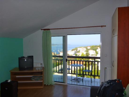 Apartments Ivanovic: Living room of apartment