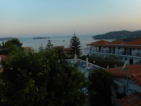 Eleni's Village: view from room 17