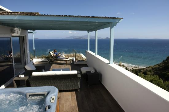 Robinson Club Daidalos: Suite with terrace and sea view