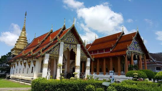 Wat Phra That Chang Kham Worawihan