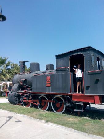 Camlik Locomotive Museum - Picture of Camlik Locomotive ...