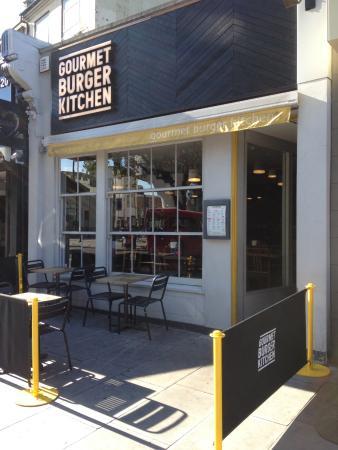 The Gourmet Burger Company - Clapham