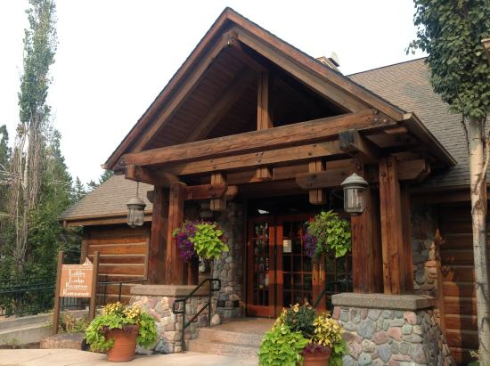 Bigfork Mountain Lake Lodge: Reception