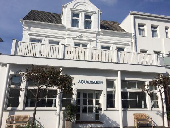 picture of hotel aquamarin norderney. Black Bedroom Furniture Sets. Home Design Ideas