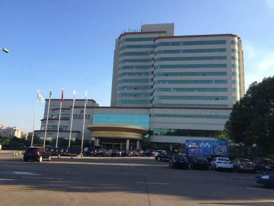 LeBanner Xinguang Hotel : 老板娘新光大酒店