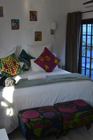 La Rose Bed & Breakfast: mandela suite