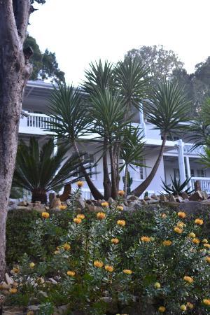 South Villa Guest House: casa desde fuera