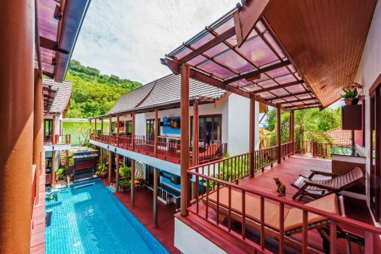 Assada boutique hotel kata phuket updated 2018 lodge for Boutique hotel phuket