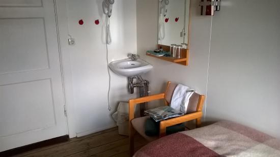 Kjorvogur, Island: Room
