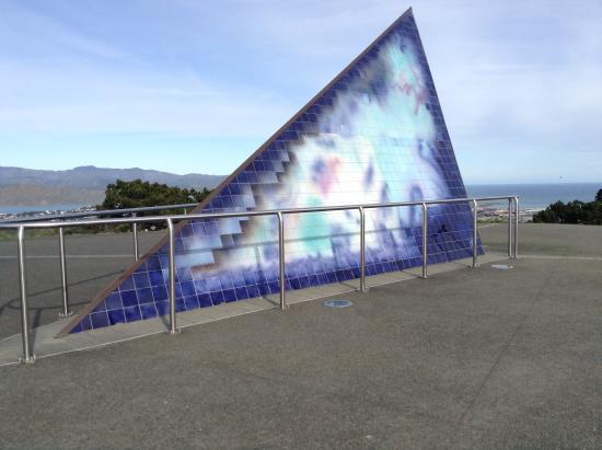 Mount Victoria: Atop Mt. Victoria
