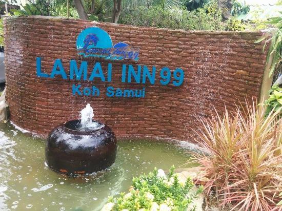 Lamai Inn 99: Entry