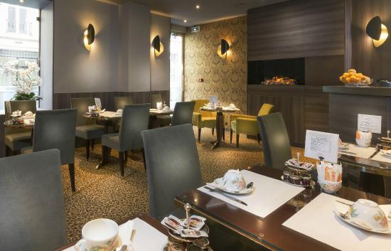 Hotel Concortel: Breakfast