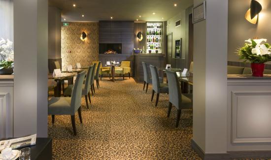 Hotel Concortel: Lobby Bar