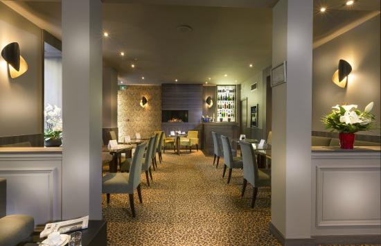 Hotel Concortel: Lobby