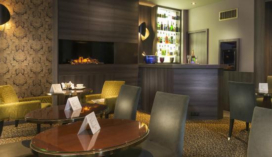 Hotel Concortel: Bar
