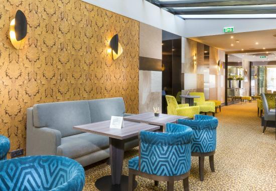 Hotel Concortel: Salon