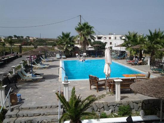 Santa Elena Hotel: Pool