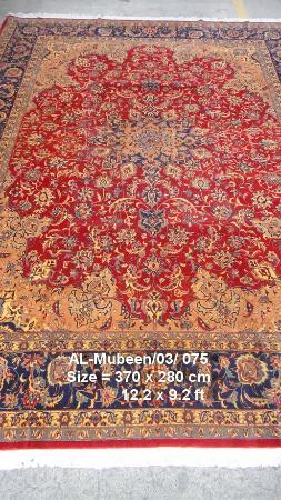 AL-Mubeen Carpets Bangkok, Thailand